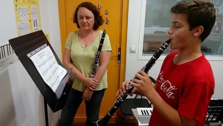 Vídeos de Saxo y Clarinete