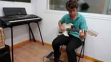 Guitarra Eléctrica 1