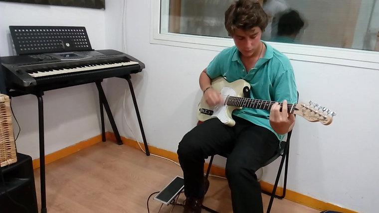 Vídeos Guitarra Eléctrica