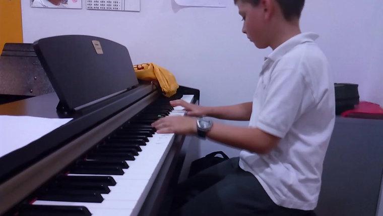 Vídeos de Piano