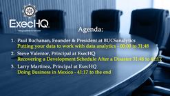 ExecHQ Webinar 2020-05-07