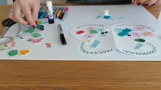 Make a Butterfly
