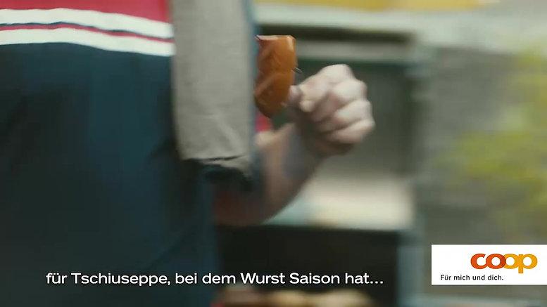 Coop Grill Werbung