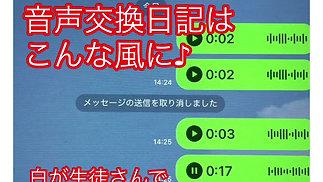 音声交換日記 中級【peach】