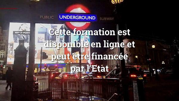 Anglais Professionnel par EIU Paris