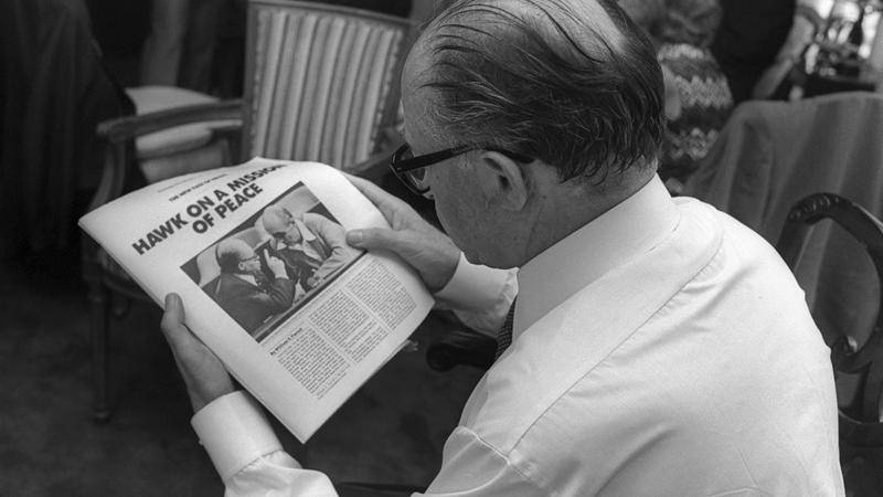 Menachem Begin Documentary Trailer