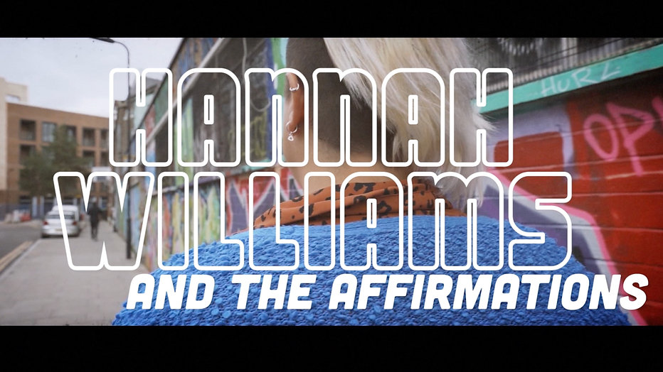 Hannah Williams & The Affirmations - The Only Way Out is Through - 2020