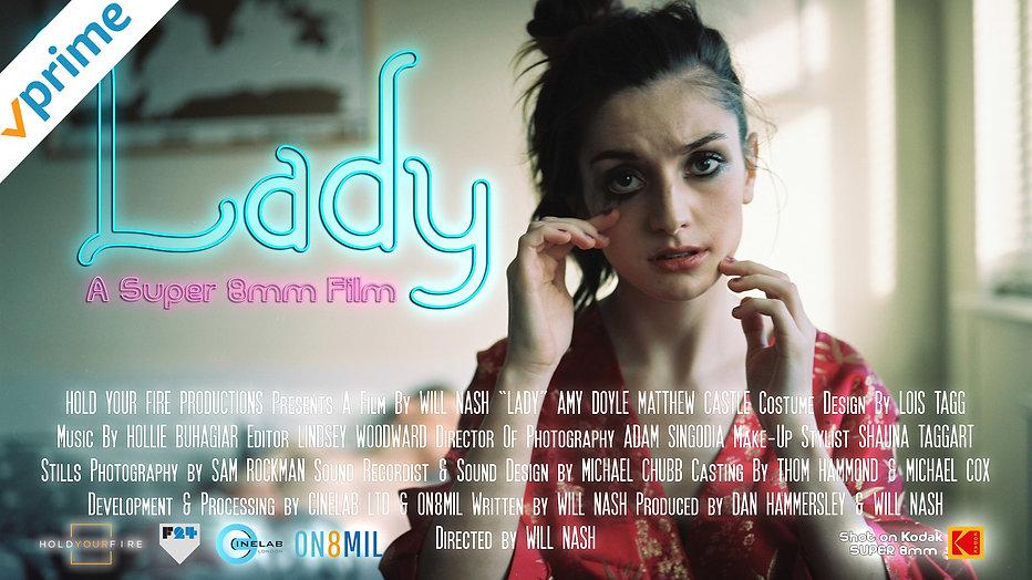 LADY - TRAILER - 2018