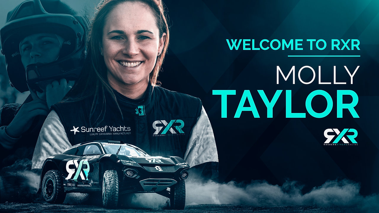 Molly Taylor completes Team RXR!