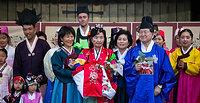 The Korean Harvest Festival