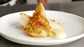 Crown Maple Poached Pear
