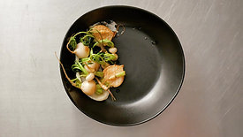 Crown Maple Glazed & Roasted Turnips and Parsnips