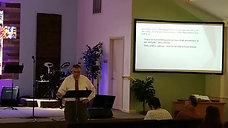Sermon Romans 5 - Joe Becker