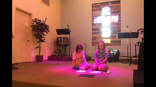 Julie lesson 06-05-20