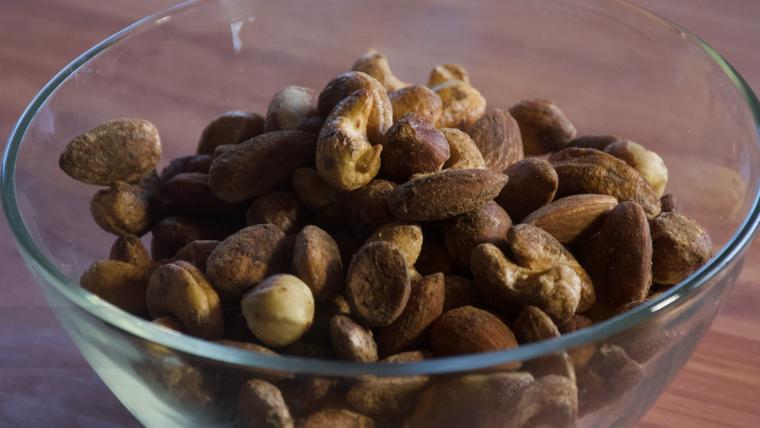 Ume-Su Vinegar Toasted Nuts