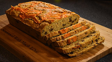 Carrot Bread/Cake
