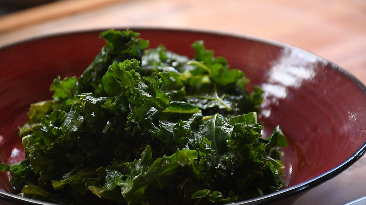 Wilted Kale
