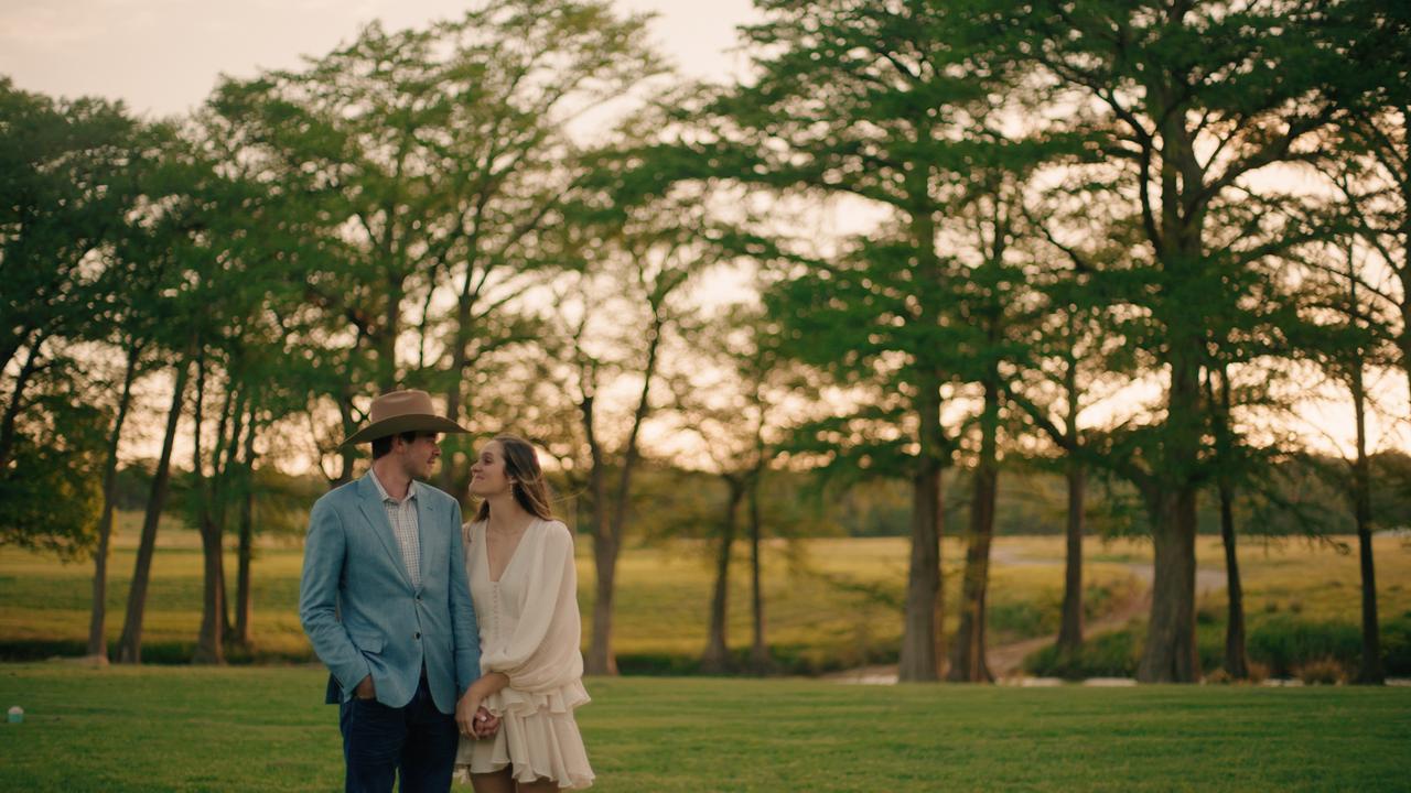 Ashley & Christopher - The Trailer // Boerne, TX