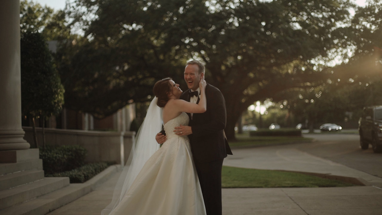 Kylie & Kirk - The Highlight // Houston, Tx
