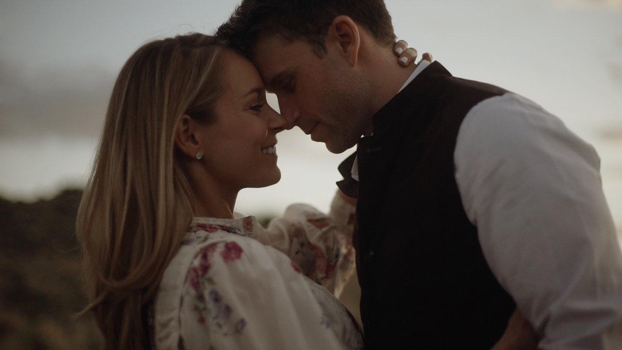 Meredith & Ryan - The Trailer // Saratoga, WY