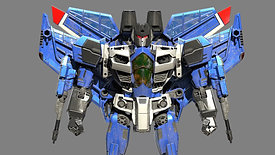 Thundercracker Turntable