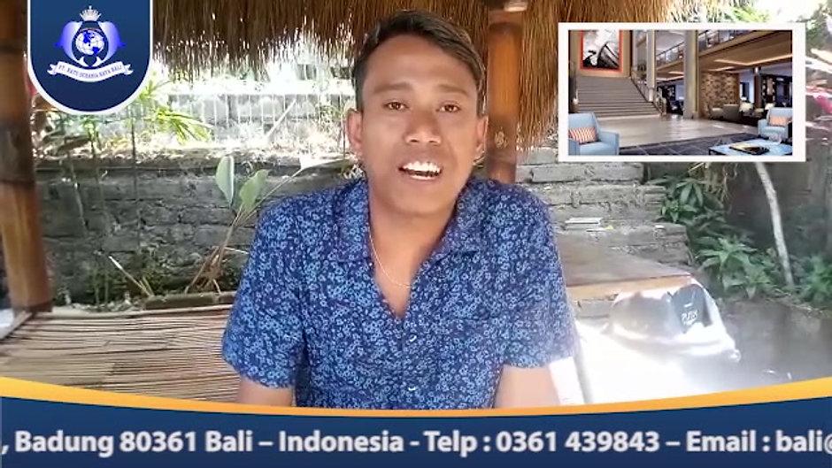 PT. RATU OCEANIA RAYA BALI VIDEO TESTIMONIAL