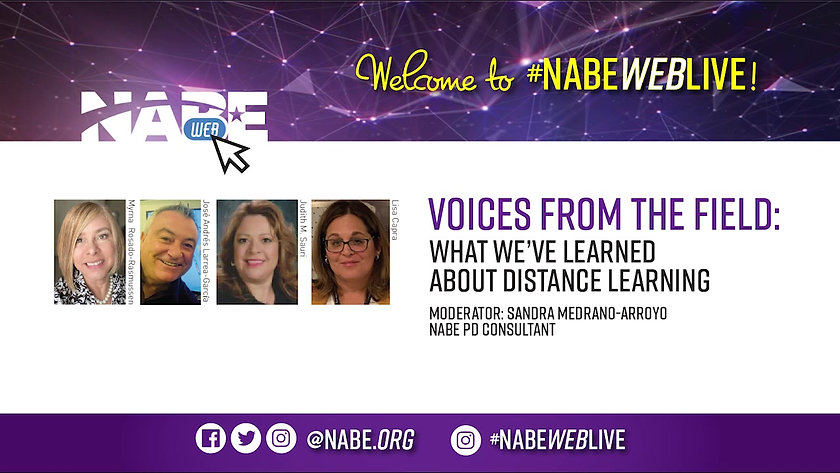 VFF#1: What We've Learned about Distance Learning