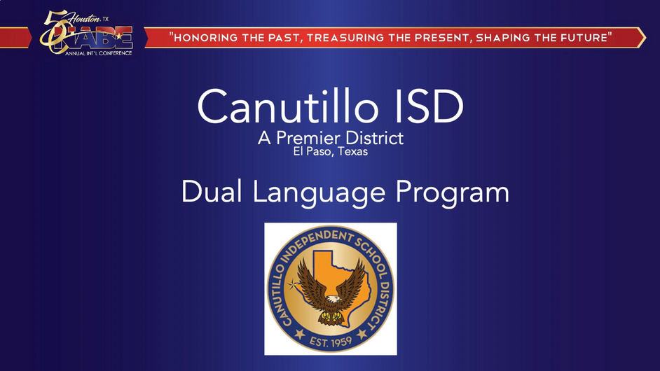 Canutillo ISD