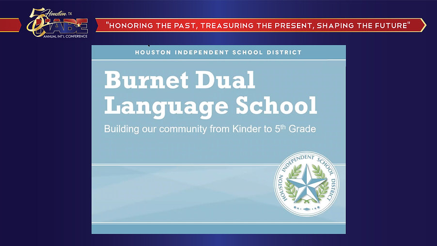Burnet Dual Language