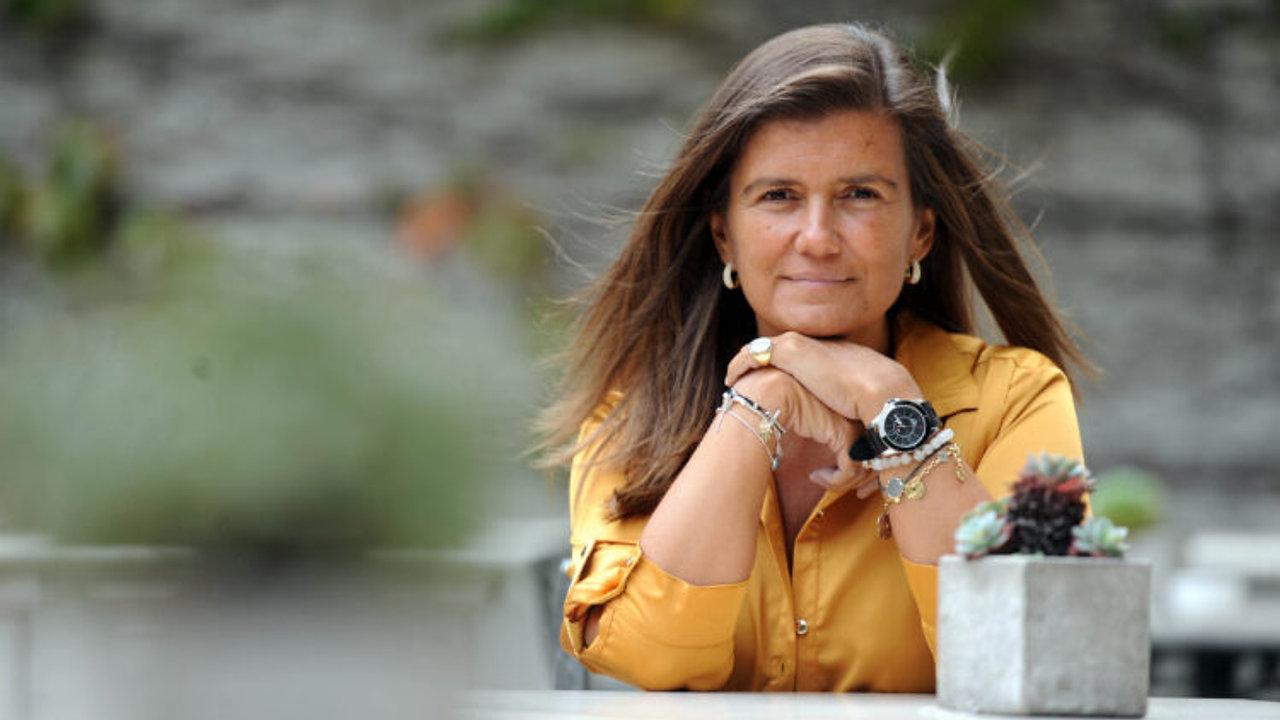 """Nueva Conferencia de Pilar Sordo, 2021  """" El año de la colaboración y de la transición"""""""
