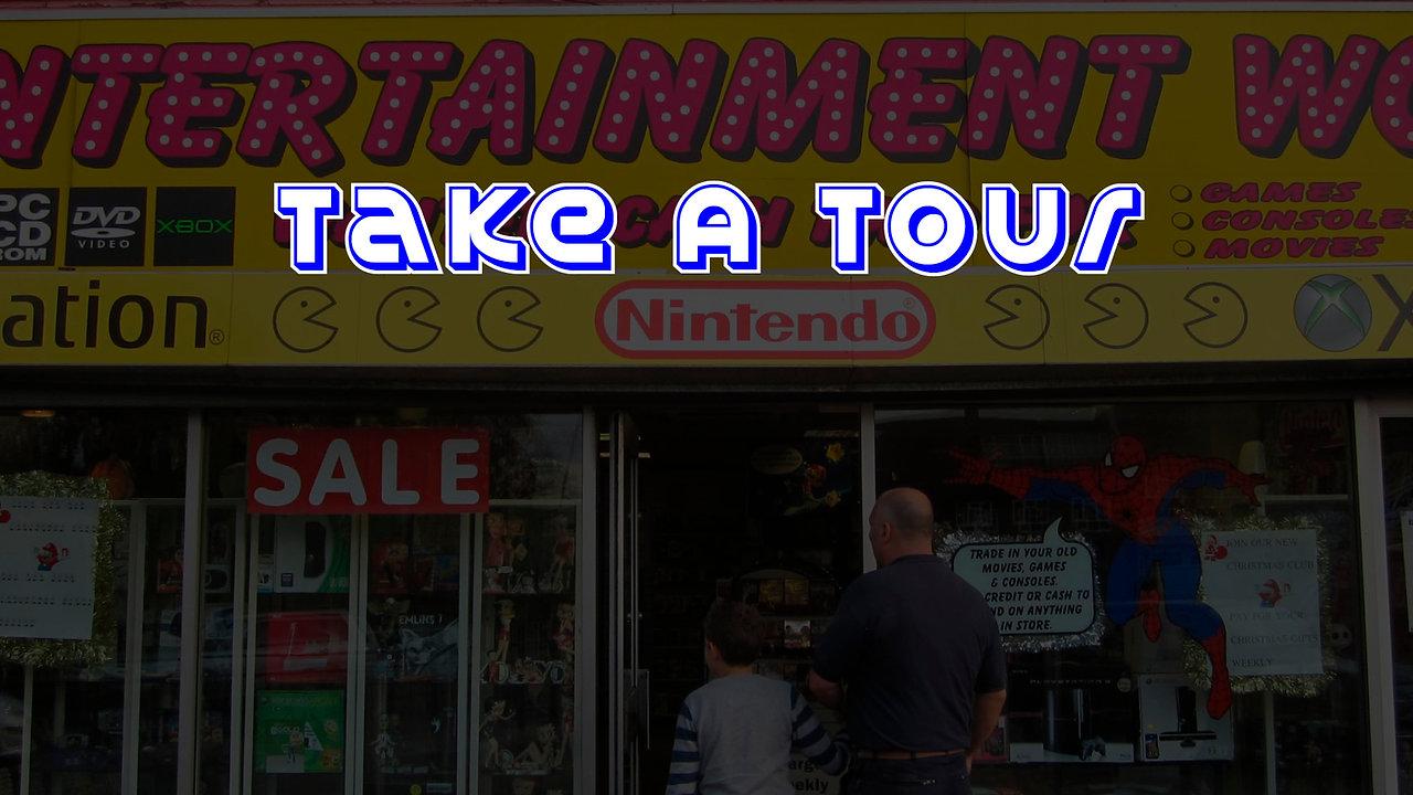 Entertainment World Shop Tour
