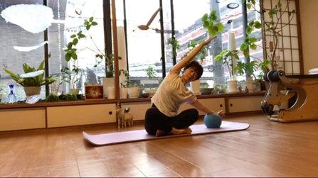 Pilates at WCK