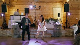 Megan Father & Daughter Dance