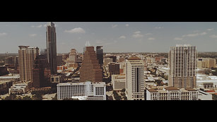 Austin, Texas City Sky Line