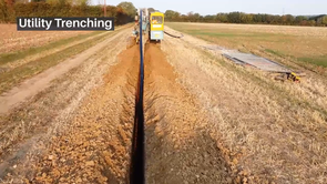 Utility Trenching