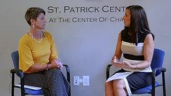 St. Patrick's Center CEO, Laurie Phillips
