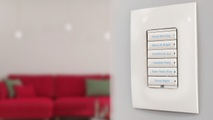 Smart Lighting is a Smart Home Essential