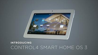 Control4 Smart Home OS3