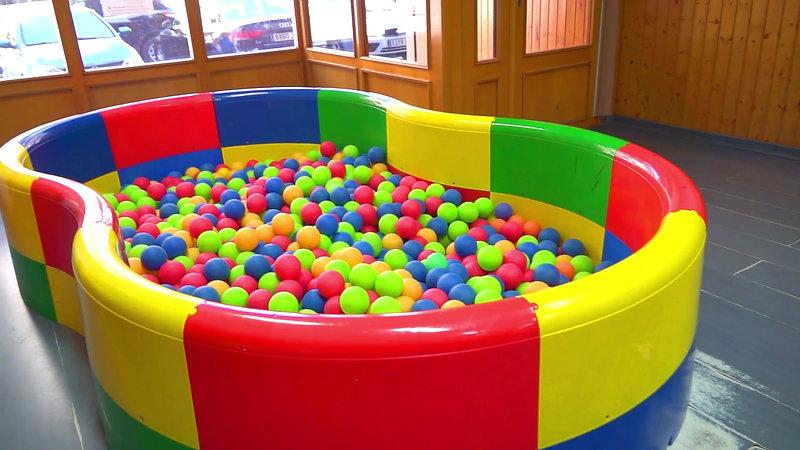 Escuela Infantil Aries instalaciones