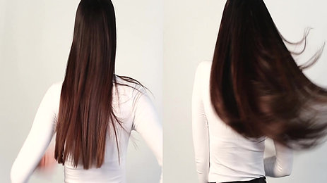 BRUNETTE BEFORE AFTER-5-piece-26-INCH