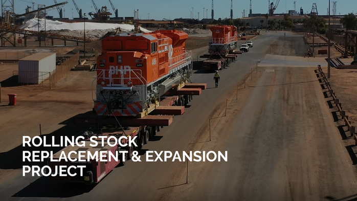 ROLLING STOCK REPLACEMENT EXPANSION