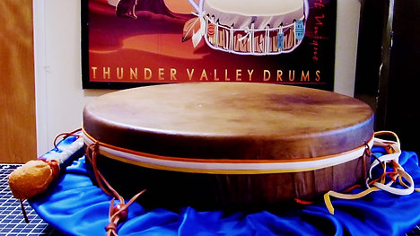 ROTATING DRUM from Thunder Valley Drums