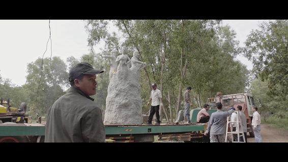 Film Promotionnel - Création d'une statue géante - Entreprise: Artisans d'Angkor, version courte