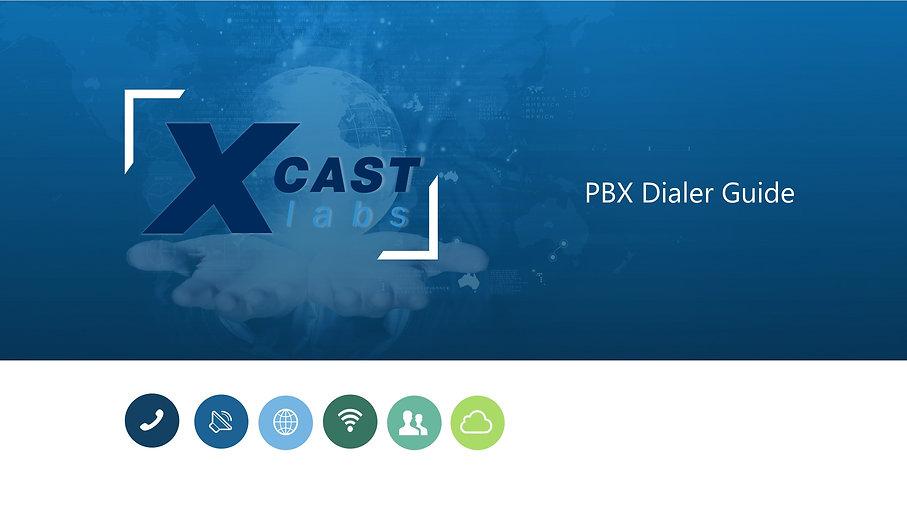 PBX Dialer