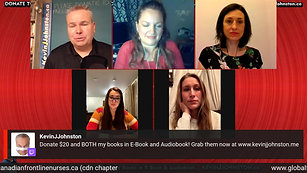 5 Nurses talk about vaccine lies and state sanctioned murder