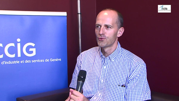 Interview avec Gérald Bornand- CCIG
