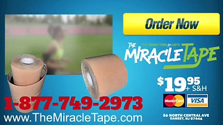 The Miracle Tape Commercial