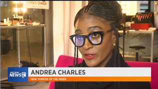 NY1 - New Yorker of the Week - Andrea D Charles