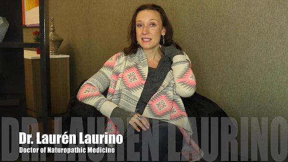 Dr. Lauren Laurino's Testimonial