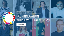 Fashinnovation Worldwide Talks 2020  Virtual Event
